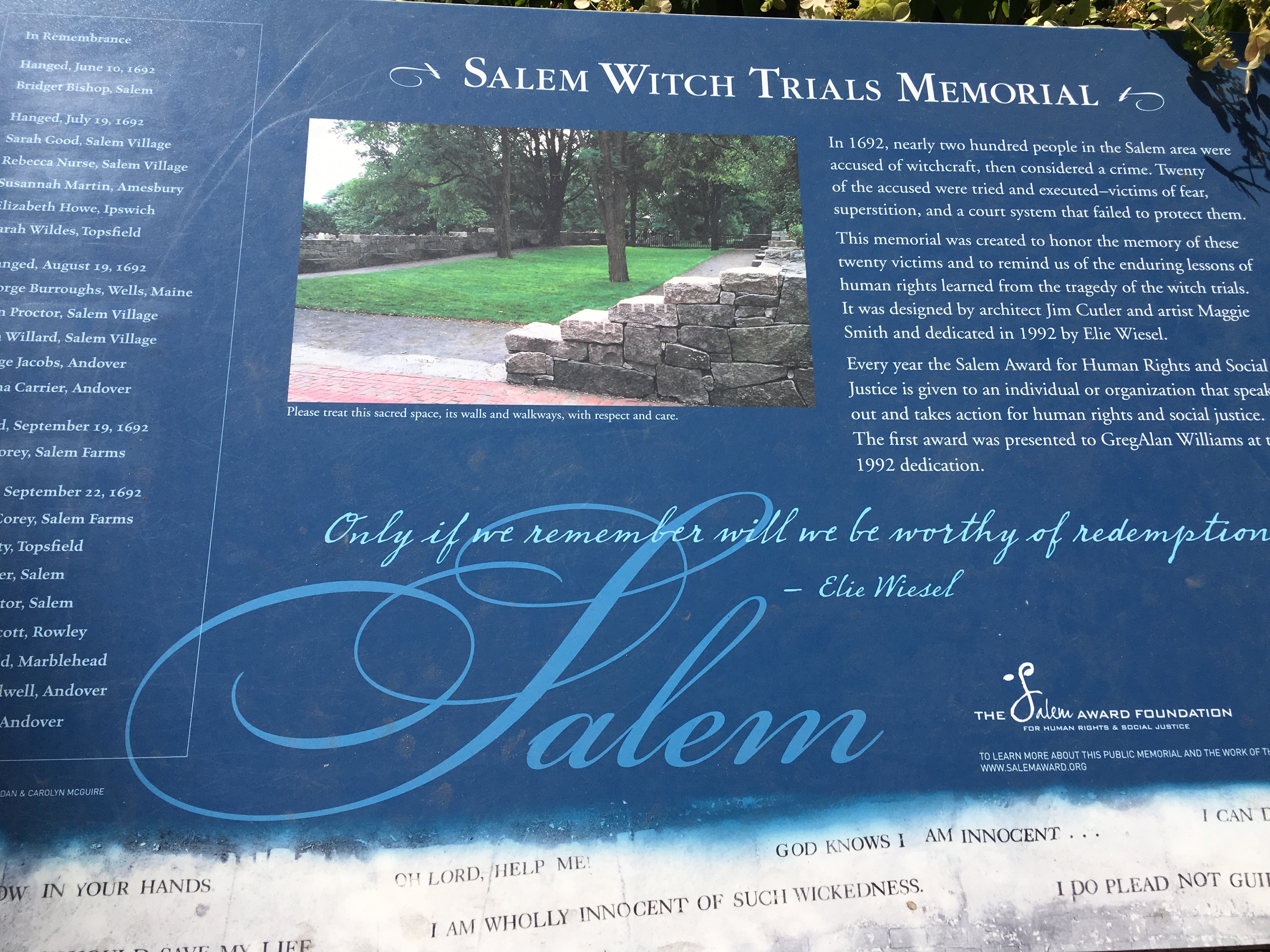 an analysis of salem witch trials in salem village